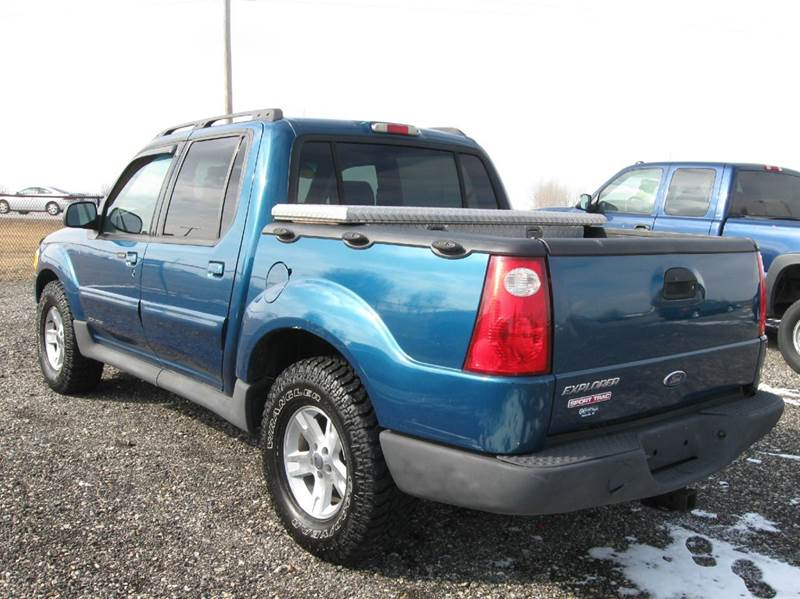 2001 ford explorer sport trac in huntsville oh country auto. Black Bedroom Furniture Sets. Home Design Ideas