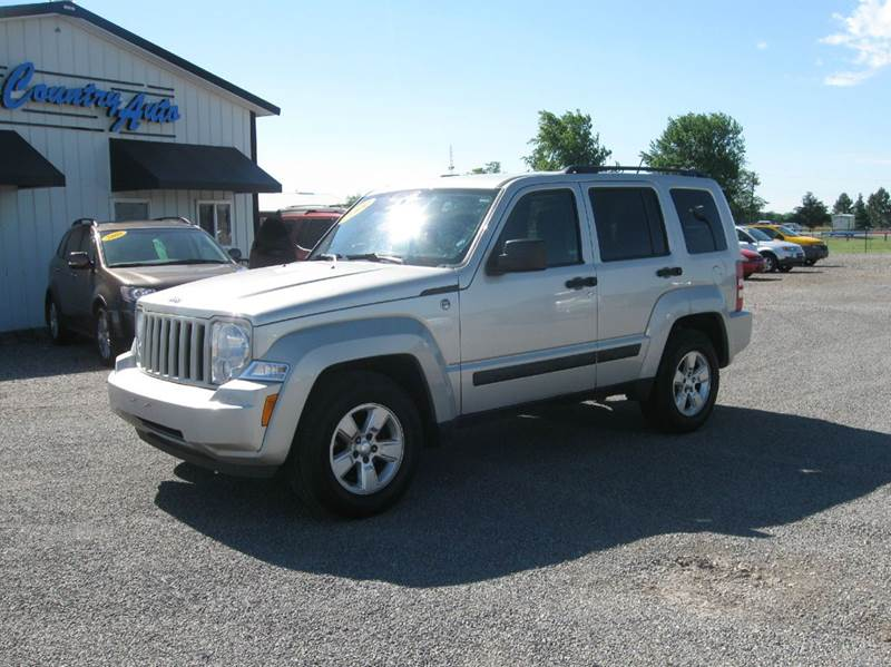 2009 Jeep Liberty 4x4 Sport 4dr SUV - Huntsville OH