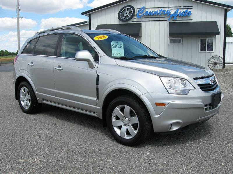 2008 Saturn Vue AWD XR 4dr SUV - Huntsville OH