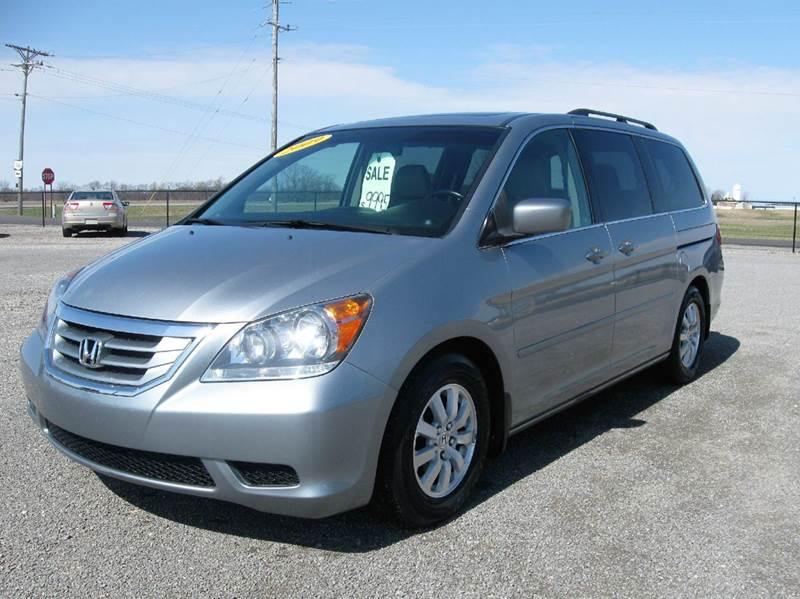 2009 Honda Odyssey EX-L 4dr Mini-Van - Huntsville OH