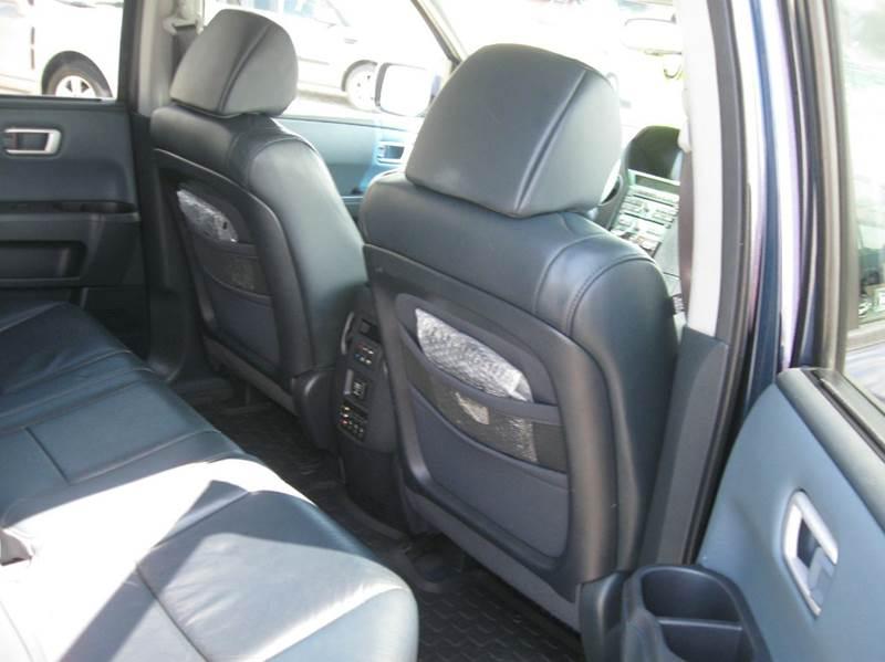 2010 Honda Pilot 4x4 Touring 4dr SUV w/Navi and DVD - Huntsville OH