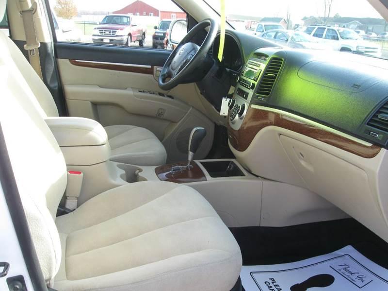 2008 Hyundai Santa Fe GLS AWD 4dr SUV - Huntsville OH