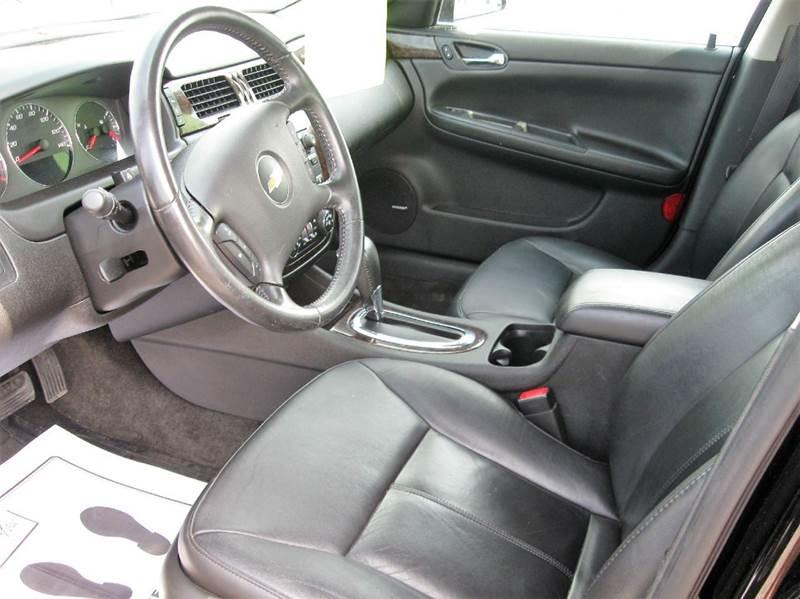 2012 Chevrolet Impala LTZ 4dr Sedan - Huntsville OH