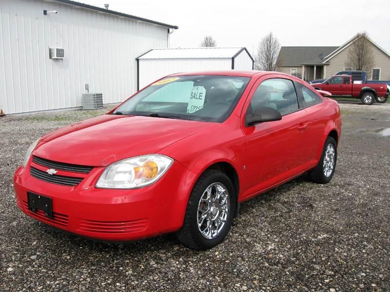 2007 Chevrolet Cobalt LS 2dr Coupe - Huntsville OH