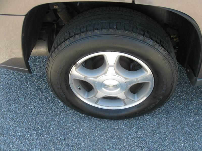 2008 Chevrolet TrailBlazer 4x4 LT1 4dr SUV - Huntsville OH