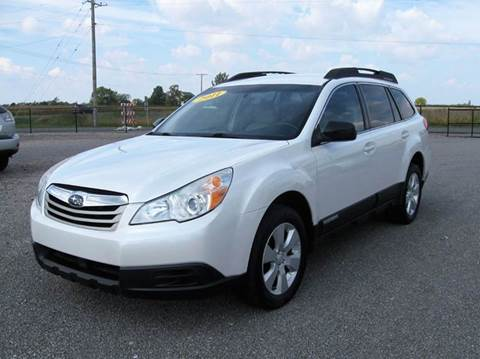 2011 Subaru Outback for sale in Huntsville, OH