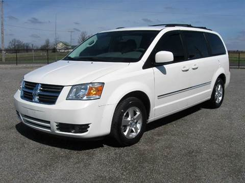 2008 Dodge Grand Caravan for sale in Huntsville, OH