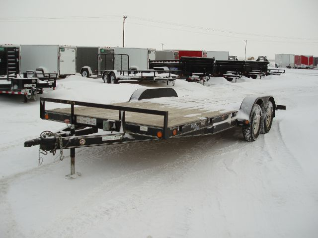 2012 LOAD TRAIL 83 X 18
