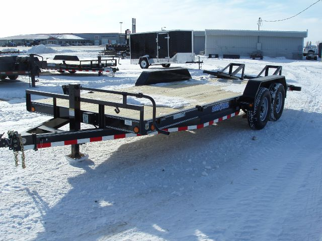 2014 LOAD TRAIL CAR HAULER