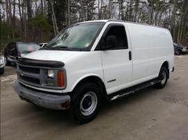 1999 Chevrolet Express Cargo for sale in EPSOM NH