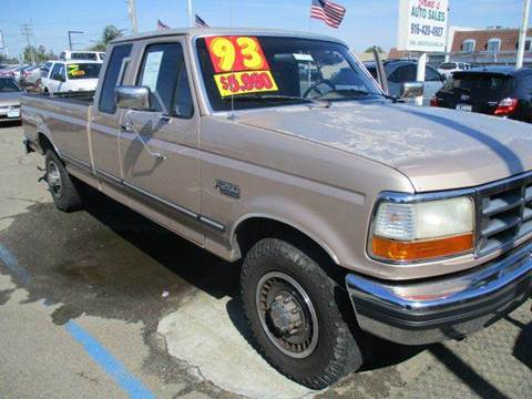 1993 Ford F-250 for sale in Orangevale, CA