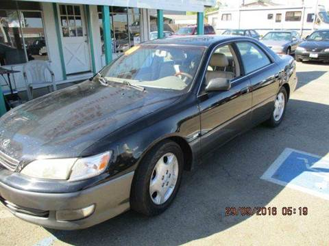 2000 Lexus ES 300 for sale in Orangevale, CA