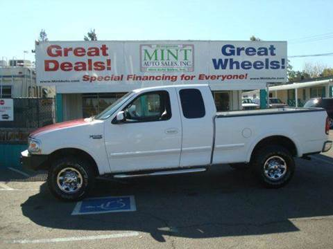 1998 Ford F-250 for sale in Orangevale, CA