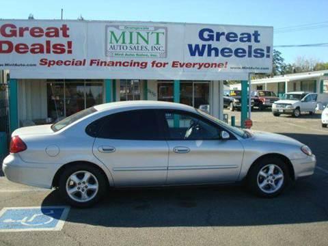 2001 Ford Taurus for sale in Orangevale, CA