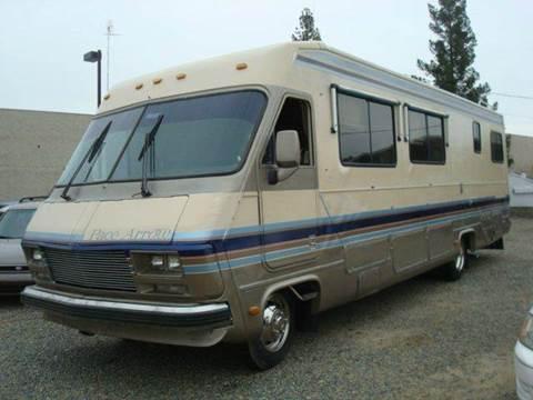 1987 Chevrolet P30 for sale in Orangevale, CA