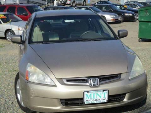 2005 Honda Accord for sale in Orangevale, CA