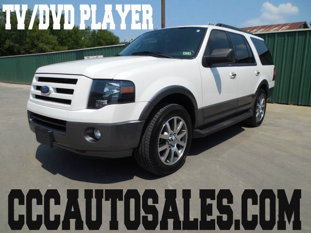 find used 2011 ford expedition xlt leather carfax 1 owner headrest tv 39 s in gainesville texas. Black Bedroom Furniture Sets. Home Design Ideas