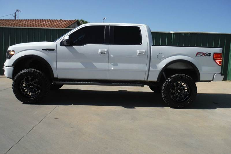 2013 ford f 150 fx4 4x4 supercrew in gainesville tx triple c auto sales inc. Black Bedroom Furniture Sets. Home Design Ideas