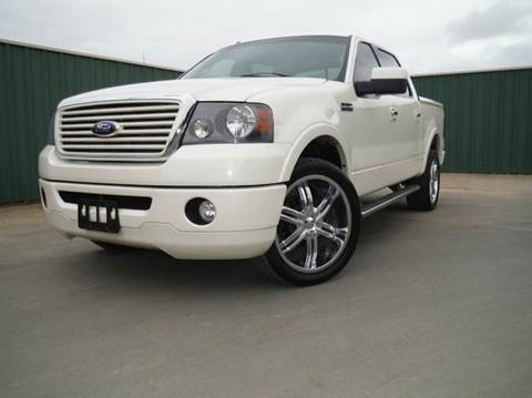 2008 Ford F-150 for sale in Gainesville, TX