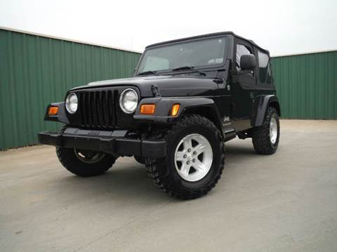 2005 jeep wrangler for sale in gainesville tx. Cars Review. Best American Auto & Cars Review