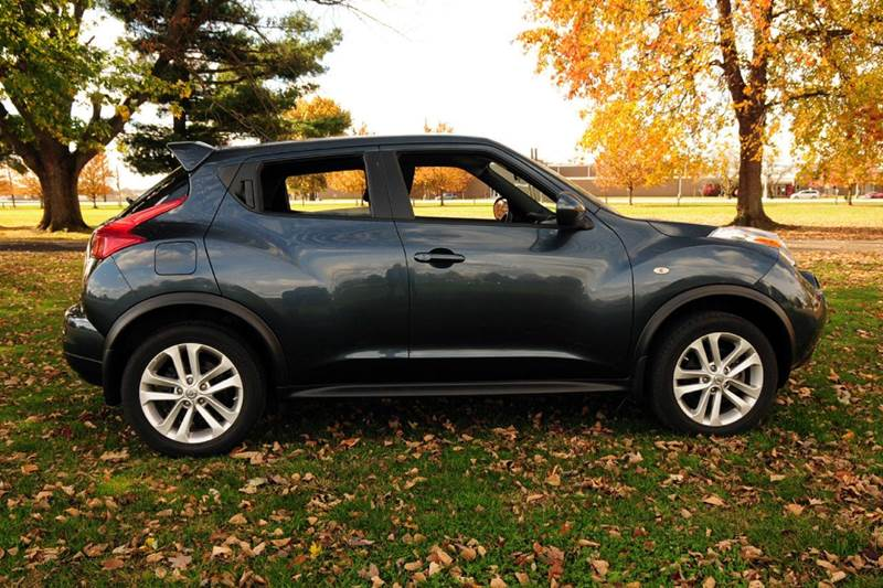 2014 Nissan JUKE S 4dr Crossover - Terre Haute IN