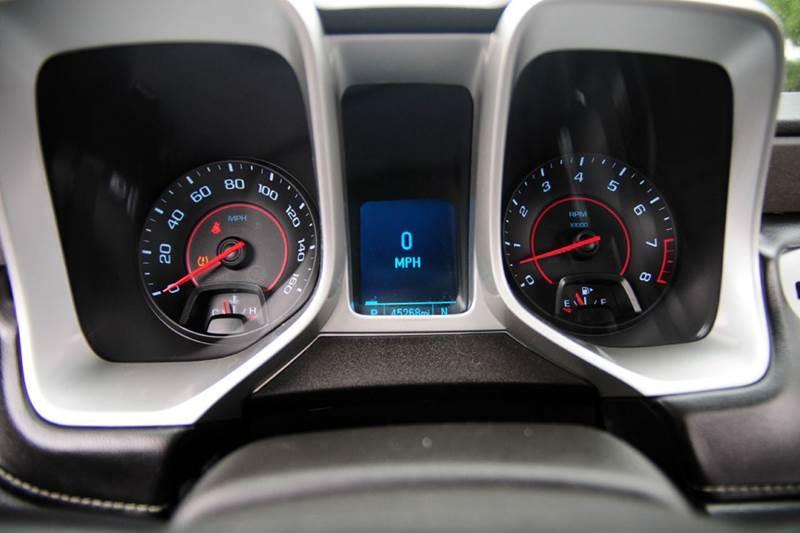 2013 Chevrolet Camaro LS 2dr Coupe w/2LS - Terre Haute IN