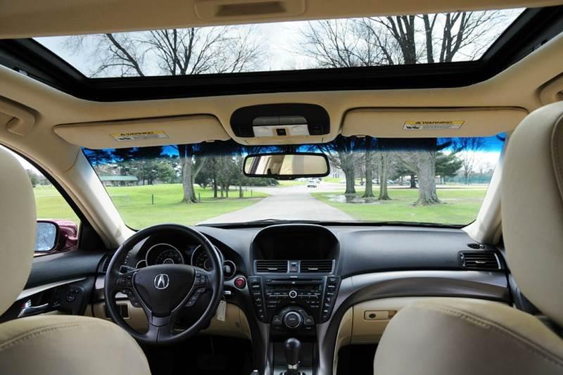 2014 Acura TL 4dr Sedan w/Technology Package - Terre Haute IN