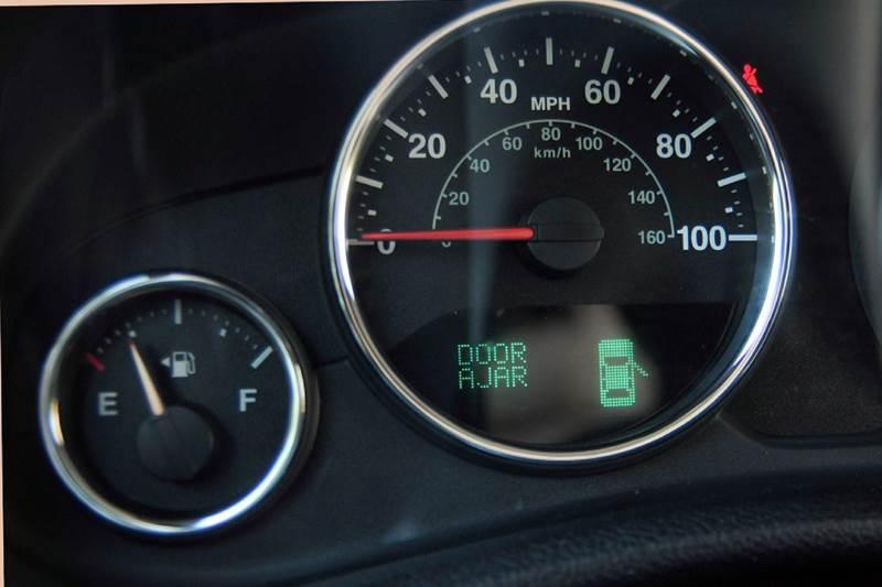 2015 Jeep Wrangler Unlimited 4x4 Sahara 4dr SUV - Terre Haute IN