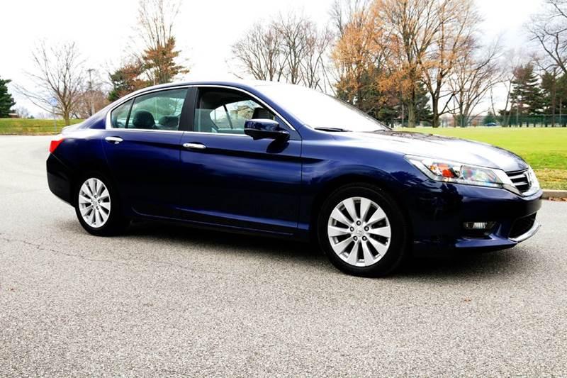 2014 Honda Accord EX-L 4dr Sedan - Terre Haute IN