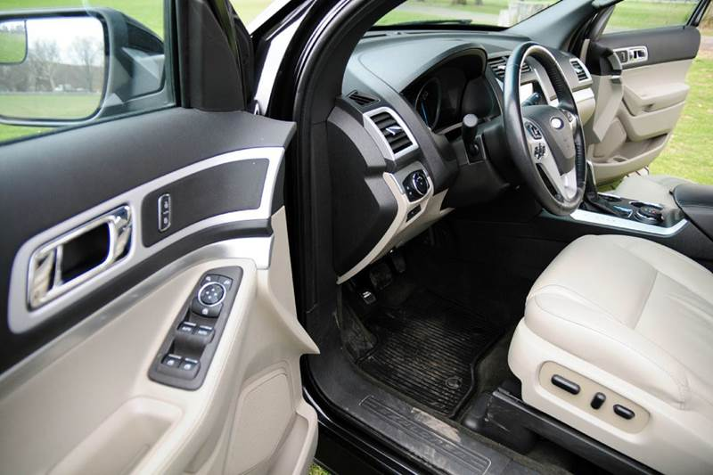 2014 Ford Explorer AWD XLT 4dr SUV - Terre Haute IN