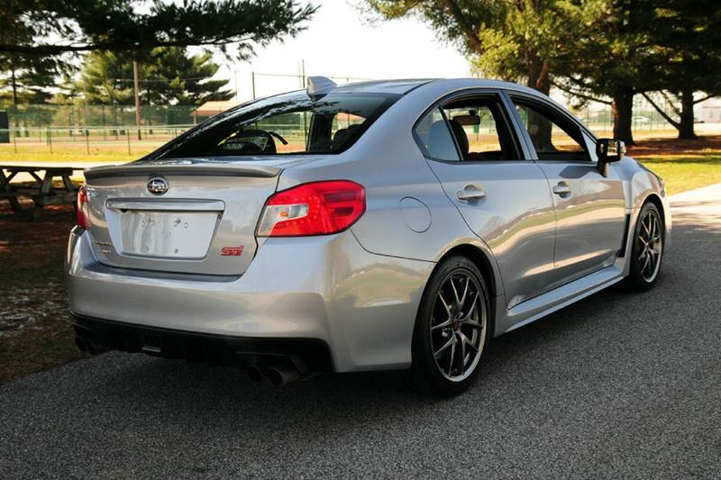 2017 Subaru WRX AWD STI Limited 4dr Sedan w/ Low Profile Spoiler - Terre Haute IN