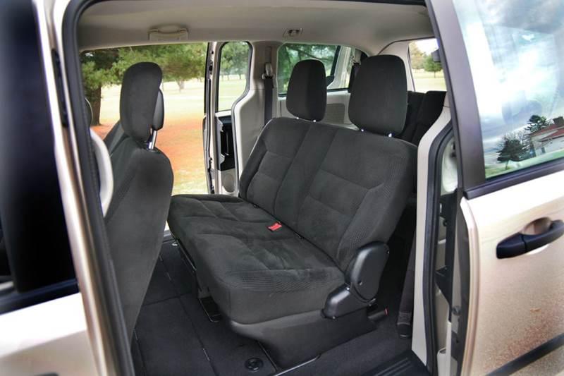2016 Dodge Grand Caravan American Value Package 4dr Mini-Van - Terre Haute IN