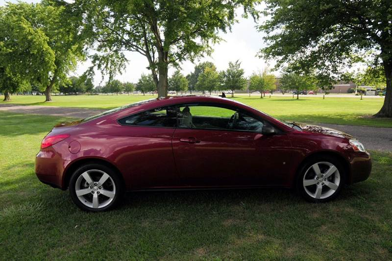 2008 Pontiac G6 GT 2dr Coupe - Terre Haute IN