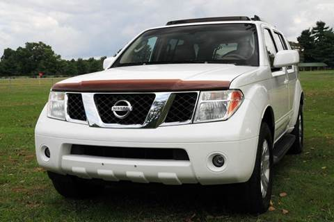 2006 Nissan Pathfinder for sale in Terre Haute, IN