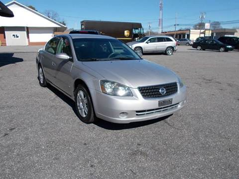 2006 Nissan Altima for sale in Newton, NC