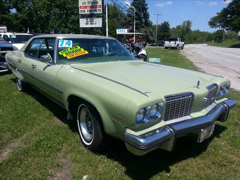 1974 Oldsmobile Ninety-Eight
