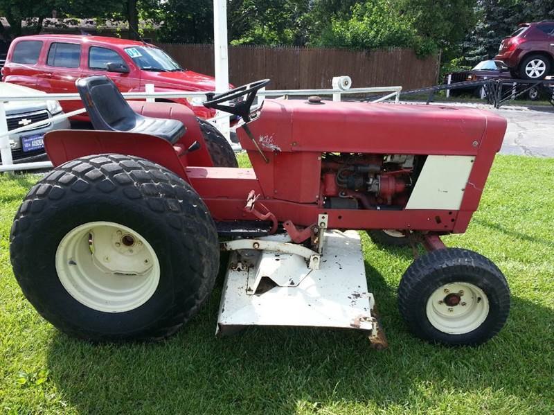 1981 International Harvester Low Boy