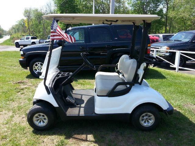 2010 Yamaha Golf Cart