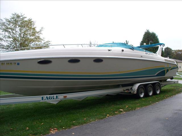 1990 Baja 420 ES 42 Ft  The Boat Lovers Dream excellent condition financing available - Michigan City IN