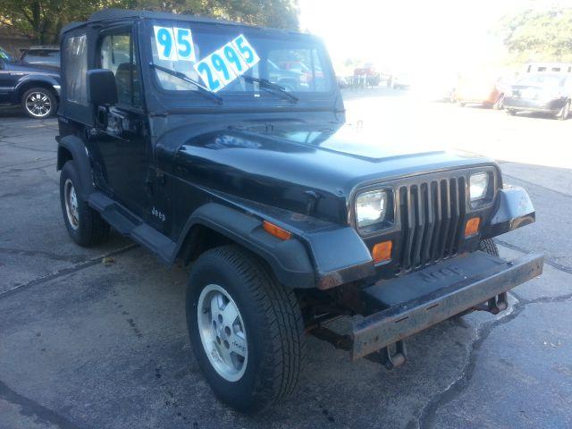 1995 Jeep Wrangler for sale in MICHIGAN CITY IN