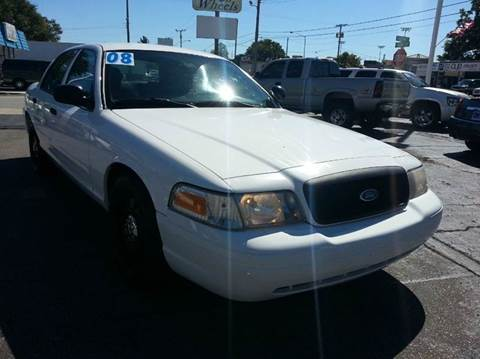 2008 Ford Crown Victoria for sale in Michigan City, IN