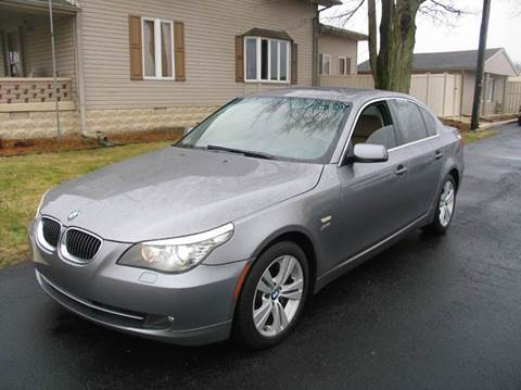 2009 bmw 5 series for sale. Black Bedroom Furniture Sets. Home Design Ideas
