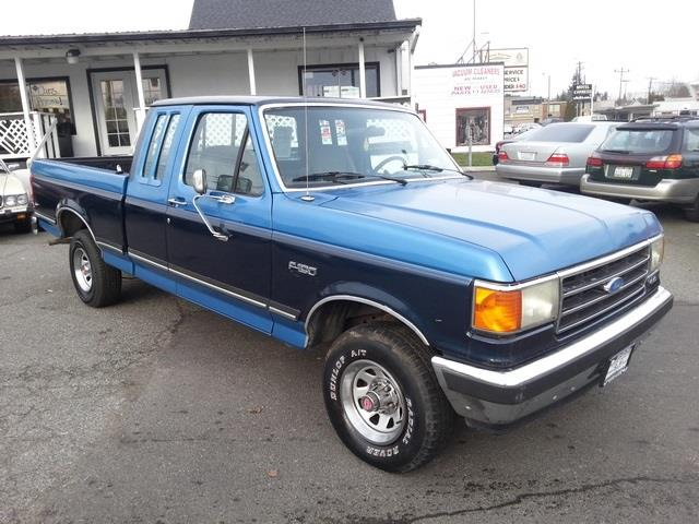 El Cajon Ford Used Cars Used 1990 Ford F-150 For Sale - Carsforsale.com