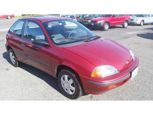 1997 Geo Metro for sale in Everett WA