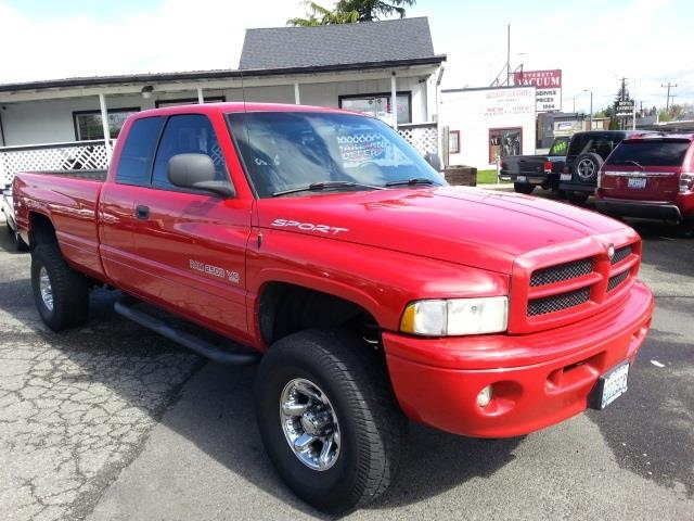 Used 1999 dodge ram2500 for sale for Checkered flag motors everett wa