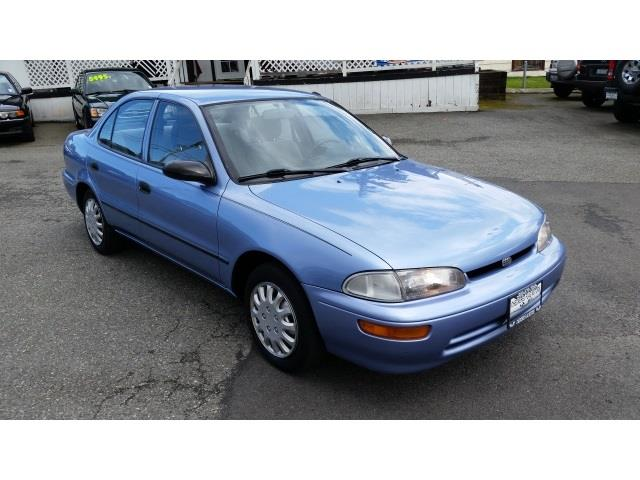 1996 Geo Prizm for sale in Everett WA