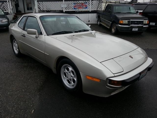 Used porsche 944 for sale for Checkered flag motors everett wa