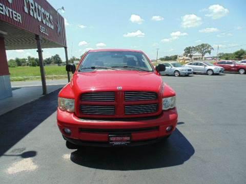 2003 Dodge Ram Pickup 1500