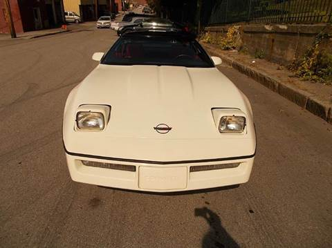 1986 Chevrolet Corvette for sale in Manchester, NH