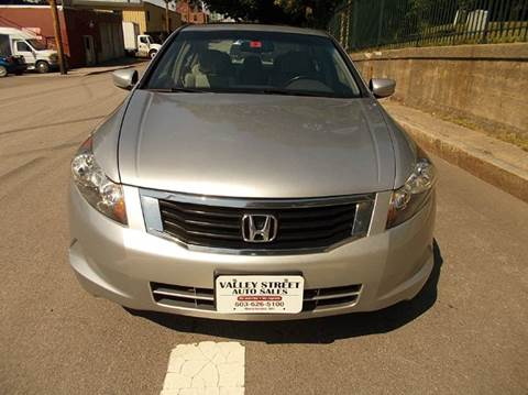 2009 Honda Accord for sale in Manchester, NH